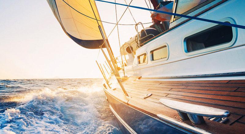 Права на яхту в Санкт-Петербурге — получить международные права на яхту