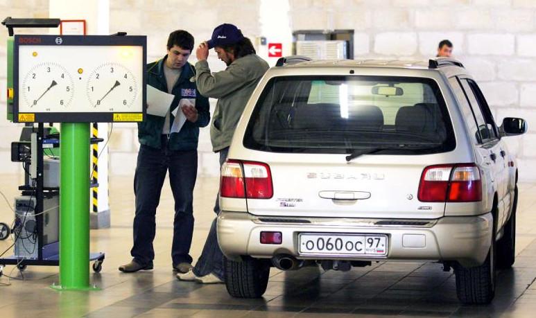 Прохождение техосмотра возможно и не собственником автомобиля, при наличии доверенности